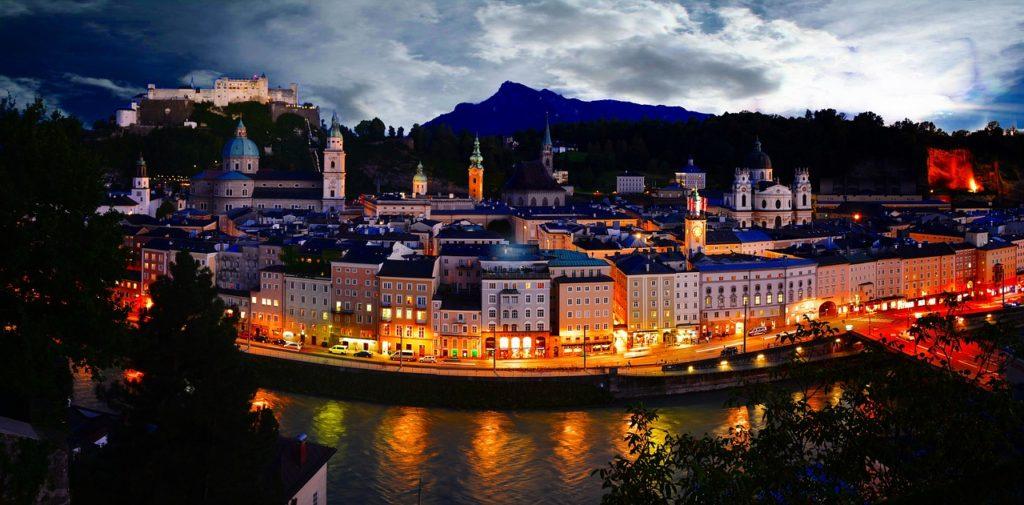 Reisgids en informatie over Salzburg