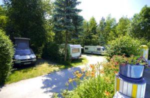 Kamperen in Salzburg camping nord sam
