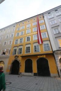 Mozarthuis Salzburg
