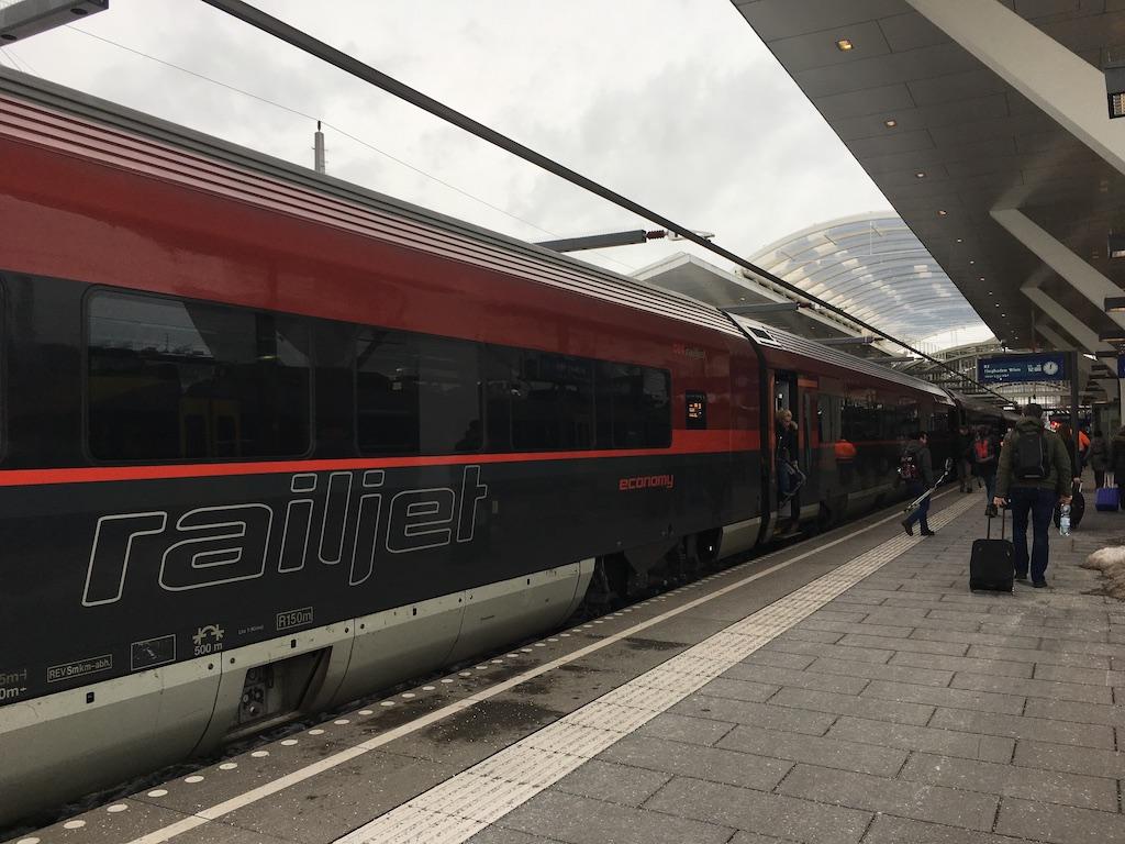 reis naar Salzburg