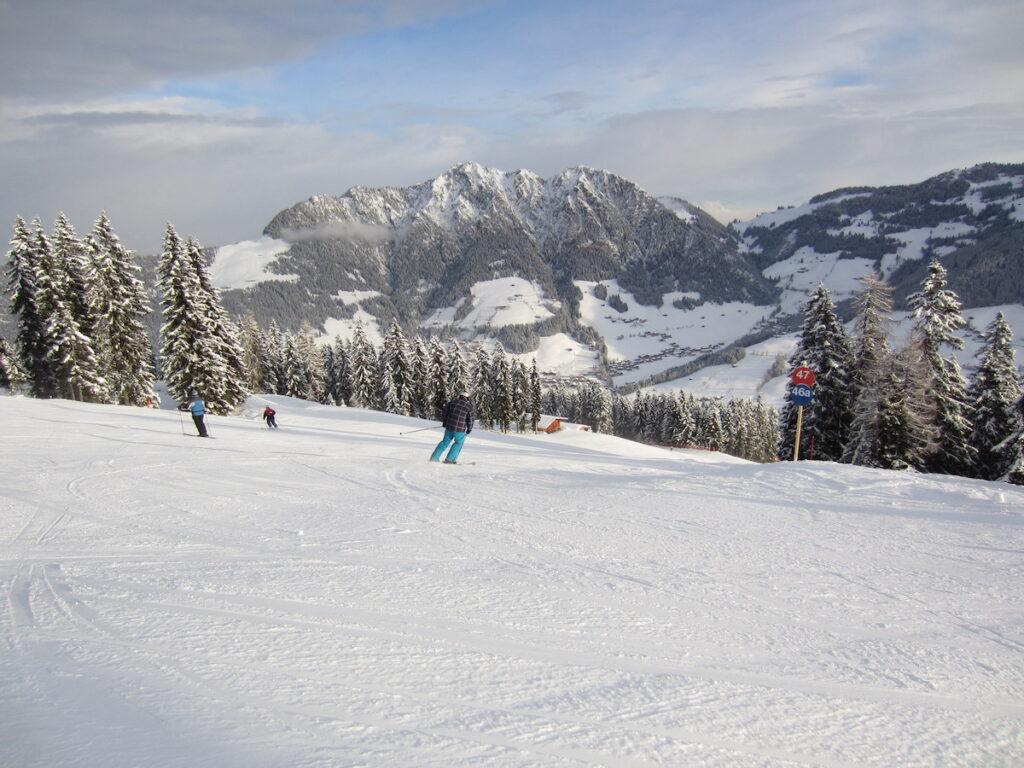 Skigebieden vlakbij salzburg