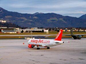 Vliegen naar Salzburg